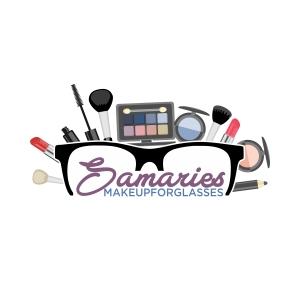 Samaries makeupforglasses logo